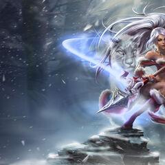 Śnieżna Nidalee 2
