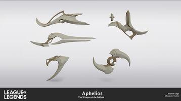 Aphelios Model 07