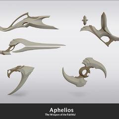 Aphelios Model 7 (by Riot Artist <a href=
