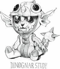 Gnar Dino- splash Konzept 01