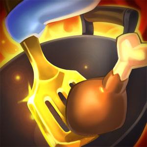 Golden Spatula Drumstick profileicon