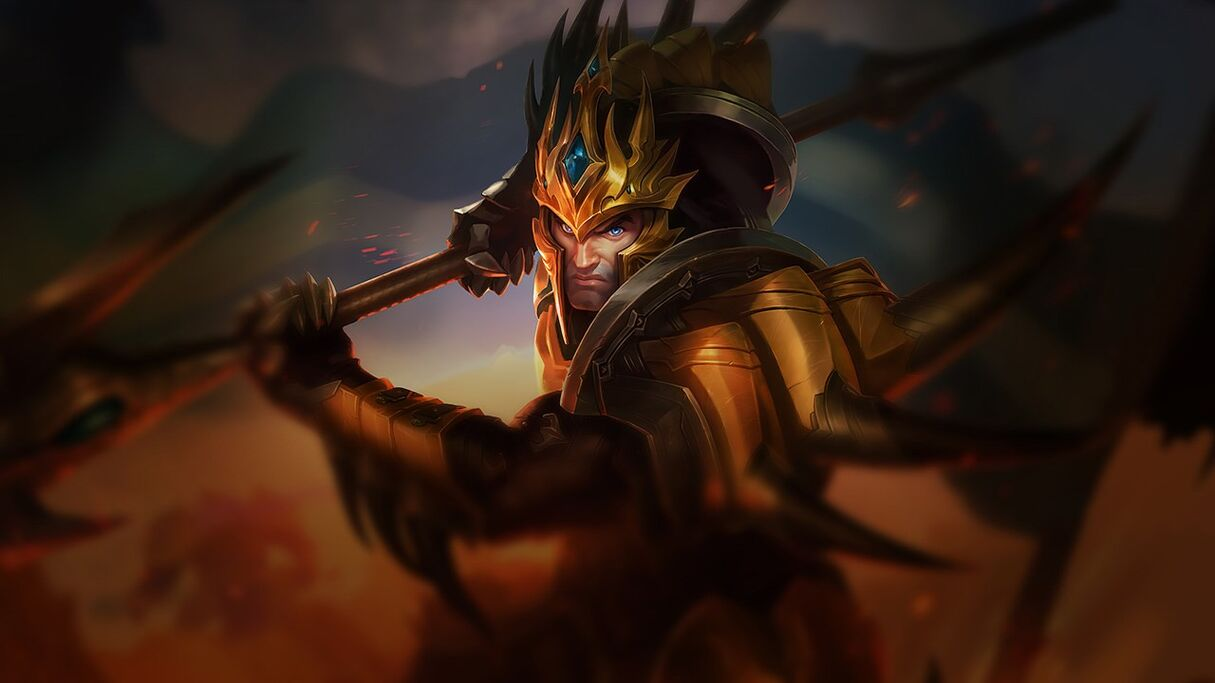 Jarvan IV OriginalCentered