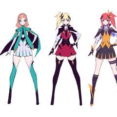Battle Academia Lux Concept 2 (by Riot Artist <a href=