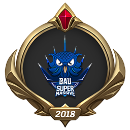 MSI 2018 SuperMassive eSports Emote