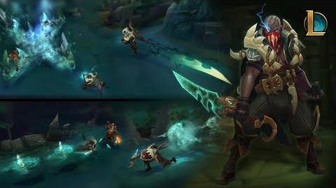Pyke Champion Spotlight
