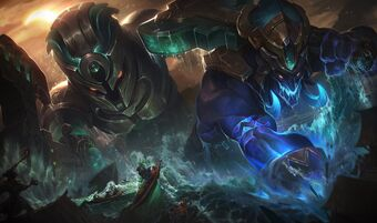 Trundle WorldbreakerSkin
