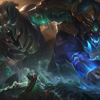 Worldbreaker Trundle and Nautilus