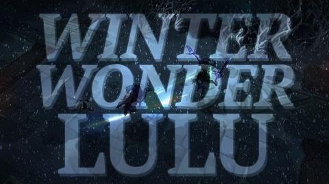 Winter Wonder Lulu Soundtrack