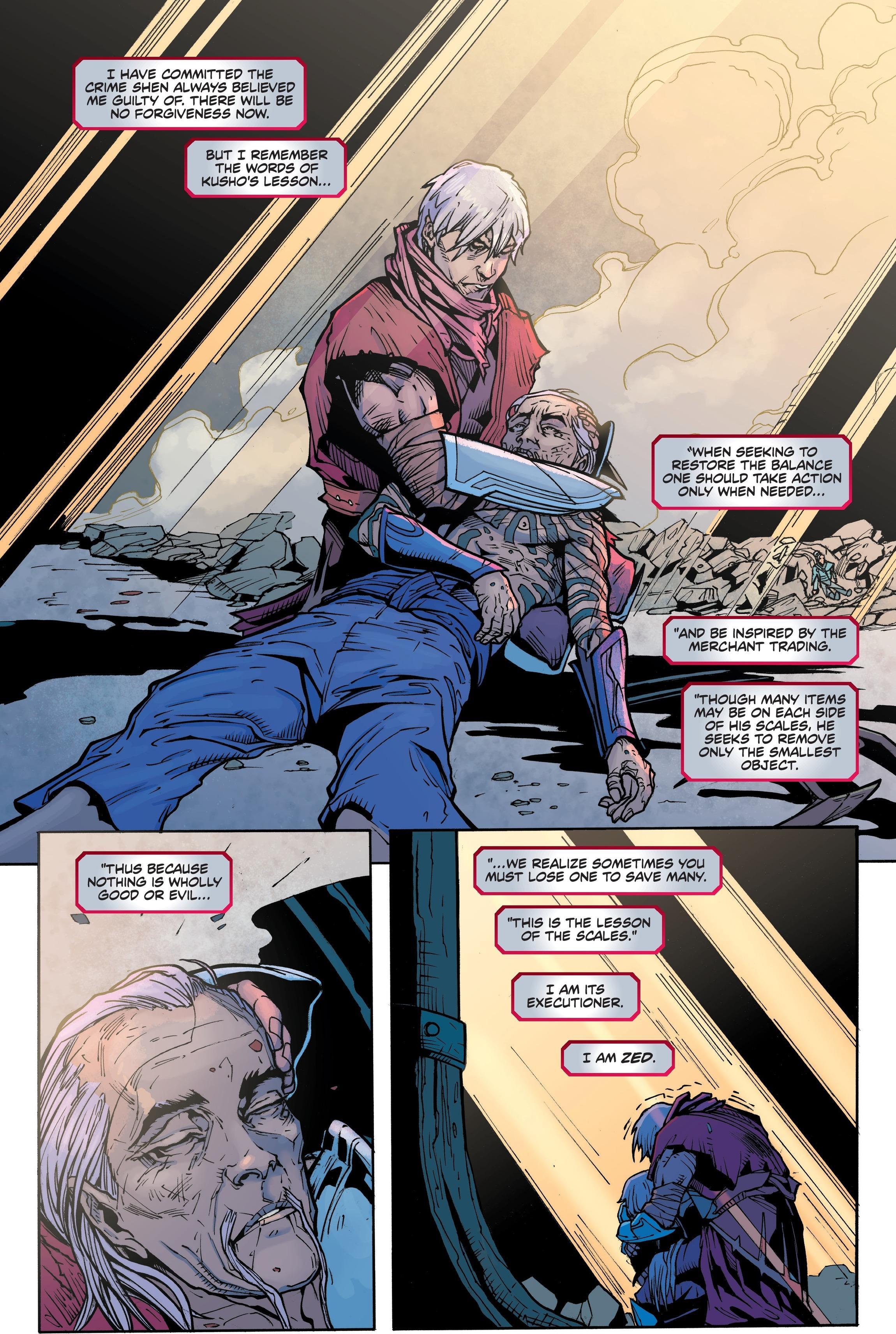Zed Comic 6 pr22