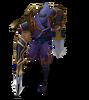 Zed Shockblade (Amethyst)