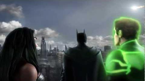 Chakarr Infinite Crisis Announce Trailer
