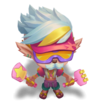 Heimerdinger PoolParty (Rose Quartz)