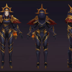 Iron Inquisitor Kayle Update Model 7 (by Riot Artist <a rel=