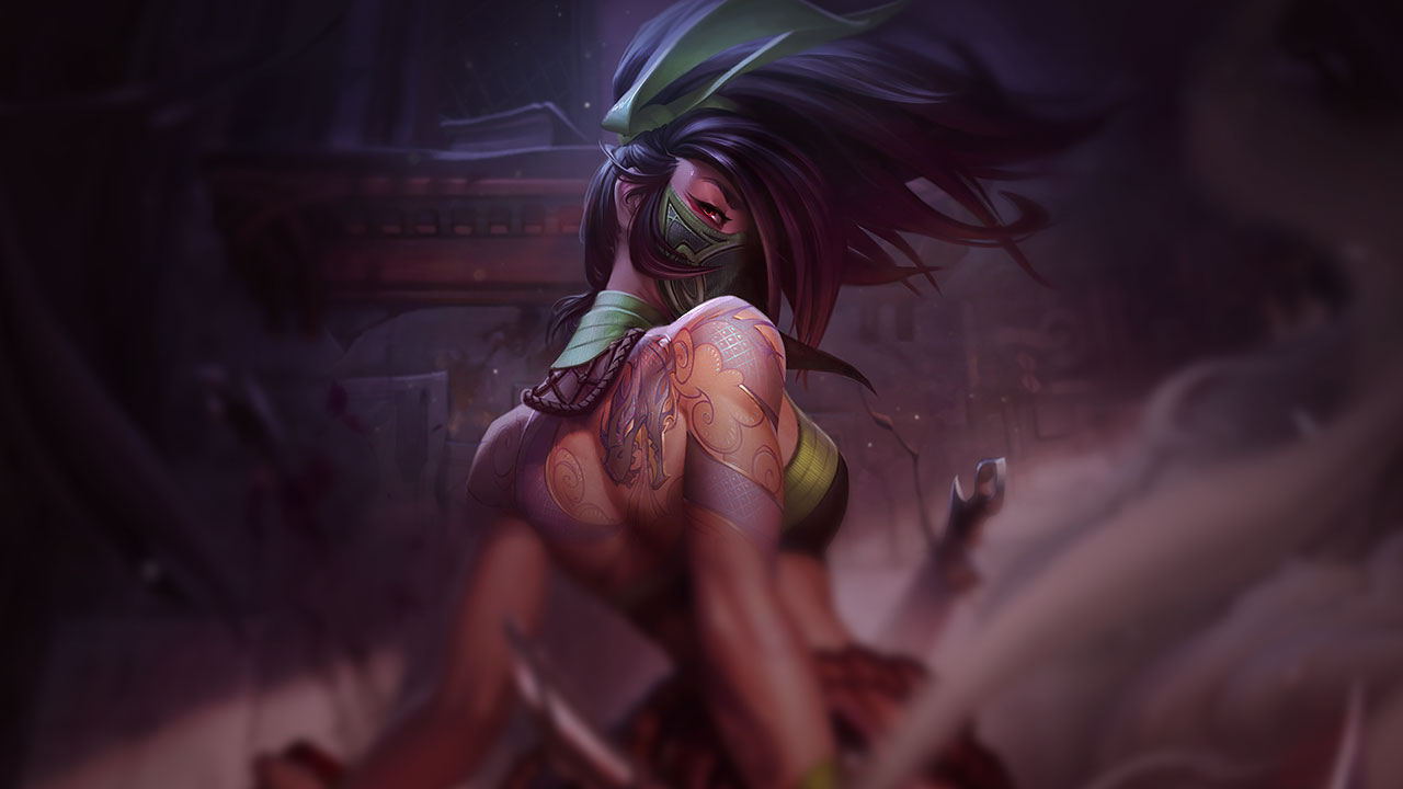 Akali OriginalCentered