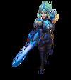 Fiora Pulsefire (Sapphire)
