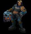 Illaoi Resistance (Aquamarine)