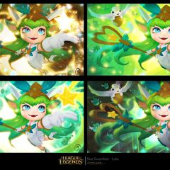 Star Guardian Lulu Splash Concept 3 (by Riot Artist <a href=