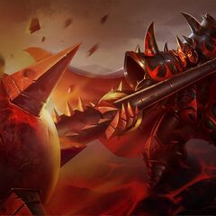 2nd Infernal Mordekaiser