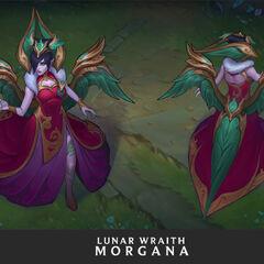 Lunar Wraith Morgana Update Concept 1 (by Riot Artist <a href=