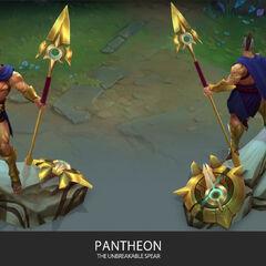 Pantheon Update Model 2 (by Riot Artist <a href=