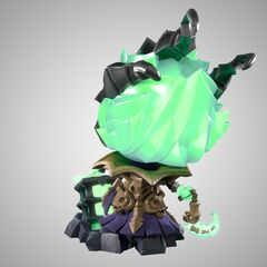 Thresh Statue Model 2 (by Riot Artists <a href=