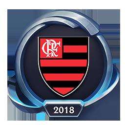 Worlds 2018 Flamengo eSports Emote