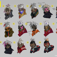 True Damage Ekko Concept 2 (by Riot Artist <a rel=