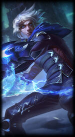 Ezreal FrostedLoading
