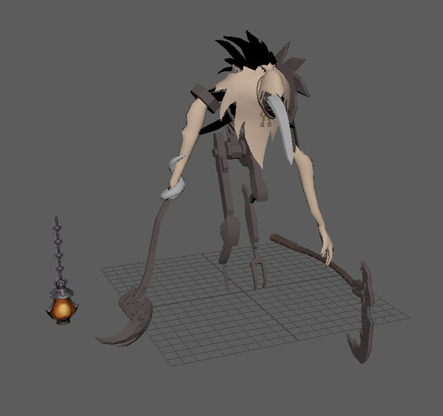 Fiddlesticks Update Model 02