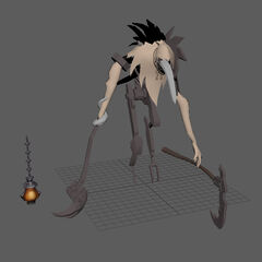 Fiddlesticks Update Model 2 (by Riot Artist <a href=