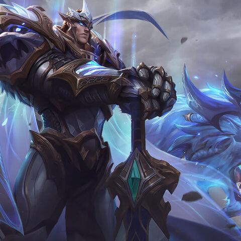 God-King Garen