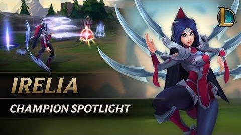 Irelia/Strategy   League of Legends Wiki   FANDOM powered by Wikia