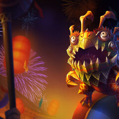 Lion Dance Kog'Maw