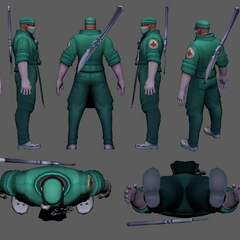Surgeon Shen Update Model