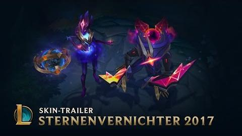 Sternenvernichter Singularität Sternenvernichter-Trailer 2017 – League of Legends