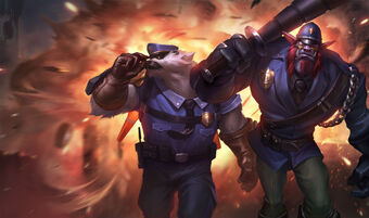 Trundle ConstableSkin