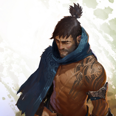Yasuo Concept 1 (by Riot Artist <a rel=