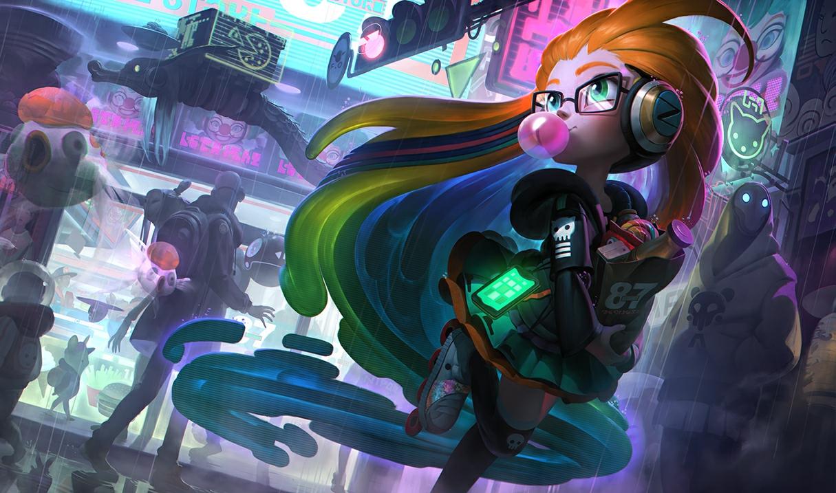 Zoe Cyberpop-Zoe S