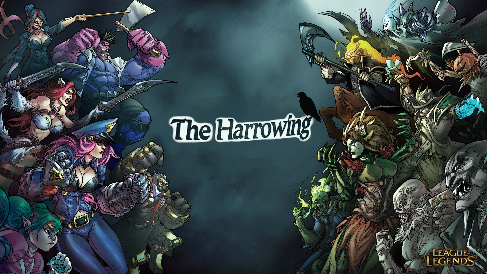 Harrowing | League of Legends Wiki | FANDOM powered by Wikia