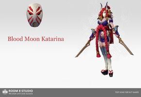 Katarina Blutmond- Konzept 09