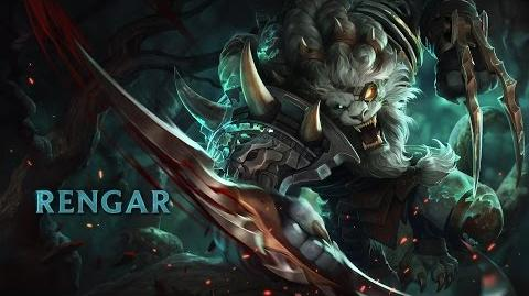 Rengar Champion Spotlight