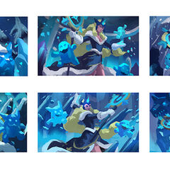 Winter Wonder Soraka Splash Concept 1 (by Riot Artist <a href=