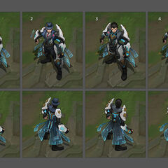 Pulsefire Twisted Fate Concept 1 (by Riot Artist <a href=