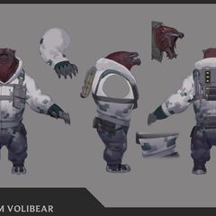 Northern Storm Volibear Update Concept 5 (by Riot Artist <a href=