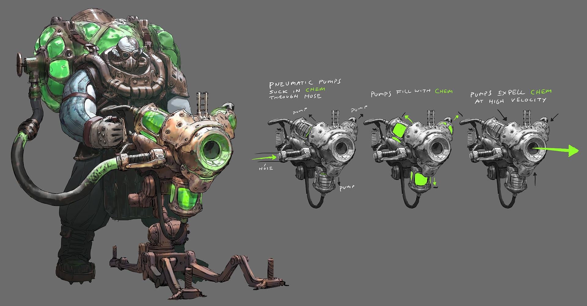 Image - Zaun TheClimb concept 01.jpg | League of Legends Wiki ...