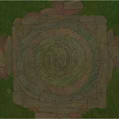 Draconic Arena Concept 1 (by Riot Artist <a rel=