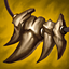 Colar de Presas (Amarelo) (12 Troféus) item