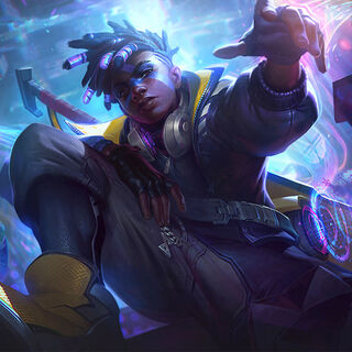 True Damage Ekko