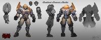 Jayce FullMetal Concept 01