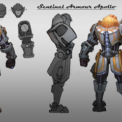 Full Metal Jayce Concept (by Riot Artist <a href=